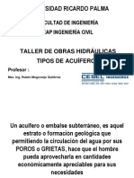 Clase 5 Tipologia de Acuiferos
