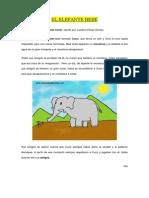 El Elefante Bebé