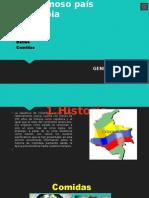 Mi Hermoso País Colombia