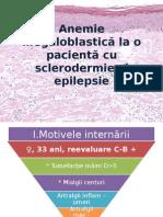 Sclerodermie Anemie Epilepsie