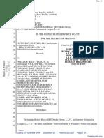 Xcentric Ventures, LLC et al v. Stanley et al - Document No. 21