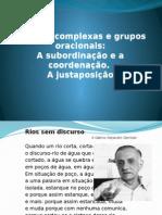 Oracoes Complexas e Grupos Oracionais 2