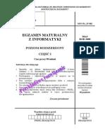 Matura 2008 - informatyka - poziom rozszerzony - odpowiedzi do arkusza maturalnego (www.studiowac.pl)