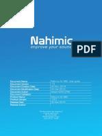 Nahimic MSI UserGuide