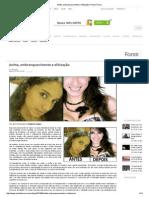 Anitta, Embranquecimento e Elitização _ Portal Fórum