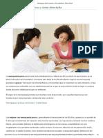 Menopausia Precoz Causas y Cómo Detectarla