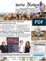 July 22 Pages Gowrie News