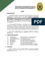 BASES DEL CAMPEONATO SANTA ROSA 2011.doc