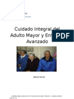 Manual Cuidado Integral Del Adulto Mayor y Enfermo Avanzado
