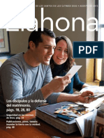 LIAHONA AGOSTO 2015 - Español - PDF