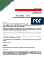 Descarbon Lemon - BT