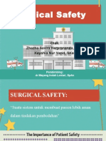 Presentasi Surgical Safety