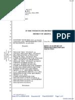 Xcentric Ventures, LLC et al v. Stanley et al - Document No. 22