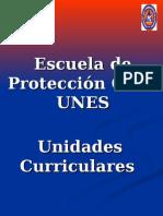 Escuela de Protección Civil UNES y Capacitación Comunitaria