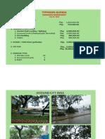 Damage-Assessment in Marikina City