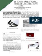 Elevador Bisagra Cajuela Reporte