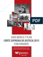 Guia Medica Poder Judicial