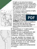 Andes Economía