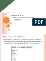 Aula 08_Estruturas de Dados [Registros]