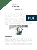 Maquinaria procesamiento de productos lacteos