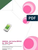 Manual de Cocina Ervius by Niax Team