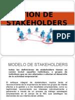 Gestion de Stakeholders
