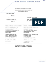 Roehm v. Wal-Mart Stores, Incorporated - Document No. 20