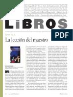 Artículo Sobre Vargas Llosa