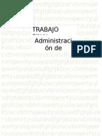 Administracion Empresarial