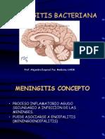 menigitis bacteriana
