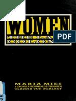 Women the last colony, Maria Mies