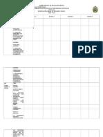 Dosificación 2º 2010 -2011 -2