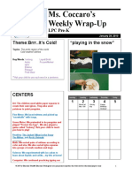 Ms. Coccaro¶s Weekly Wrap-Up
