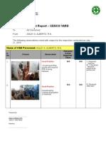 HSE Enforcement Report