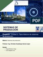 Presentación Sistemas de Producción Uv