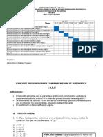 Cronograma Remedial 1bgu