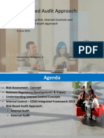Risk-based Auditing 2015