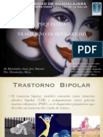 Psiquiatria- Trastorno Bipolar
