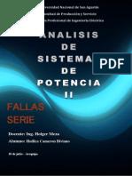 Fallas Serie