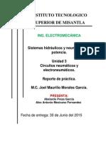 Reporte Practica 1 Unidad 3