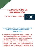 Psicología de La Información