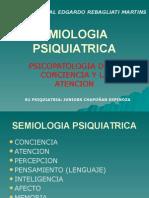 Psicopatologia de La Conciencia y Atencion