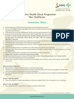 PHP Instruction Sheet