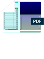 Plantilla de Excel Para Calcular Escaños