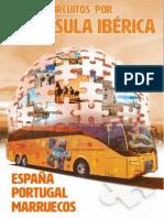 Peninsula Iberica 2015