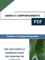 Aula04 Genes Comportamento