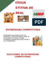 Estrategia Competitiva de Kola Real