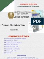 Corriente Eléctrica Circ RC 04