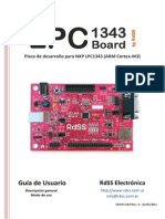 User Manual LPC1343 Board