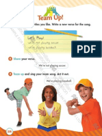 Happy Campers Lesson Plan